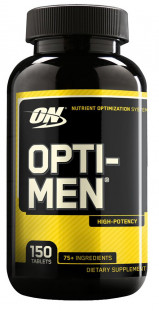 Optimum Nutrition Opti Men (150 таб)